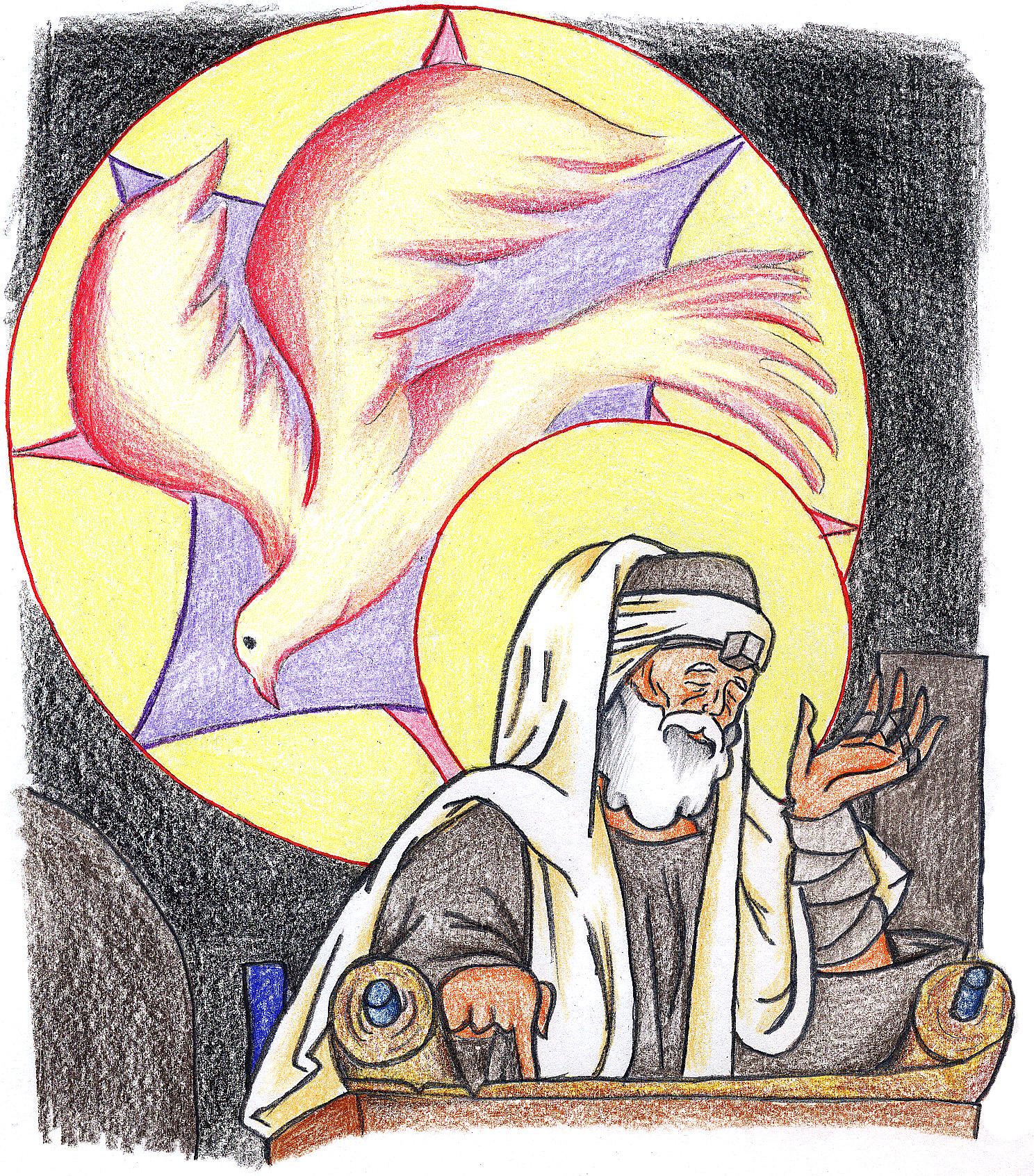 John 3:8 by Parastos