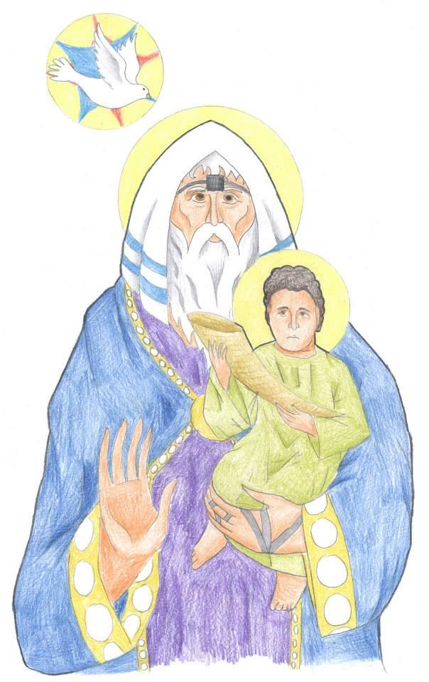 Luke 1:67-69 (Benedictus) by Parastos