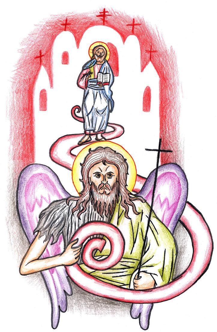 Malachi 3:1 (The Messenger) by Parastos