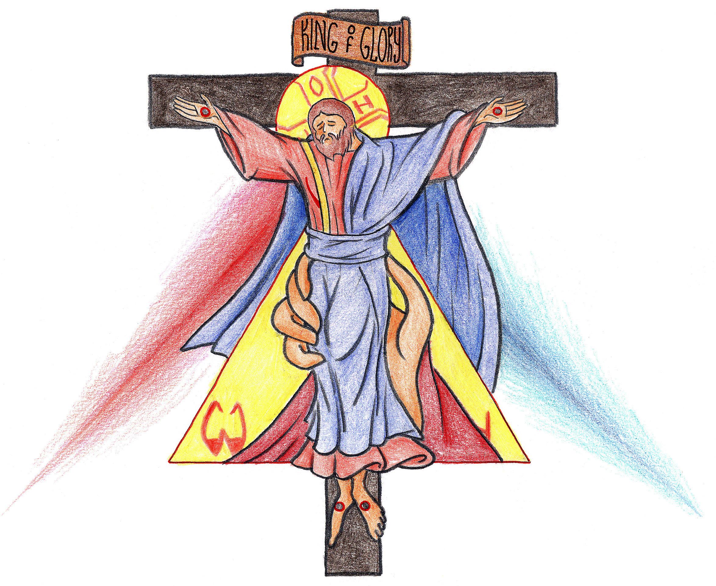 John 3:16 by Parastos