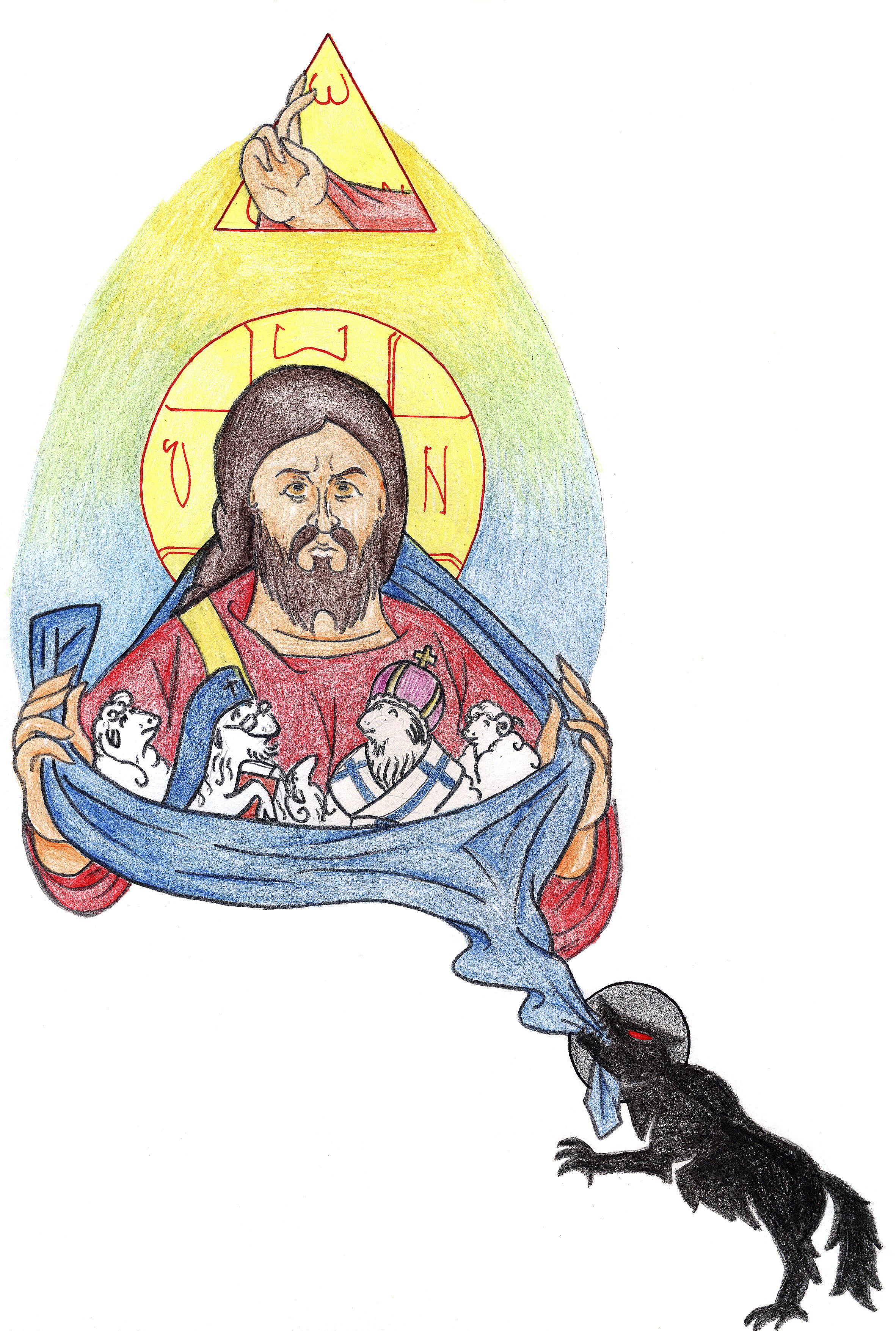 Luke 12:32 by Parastos