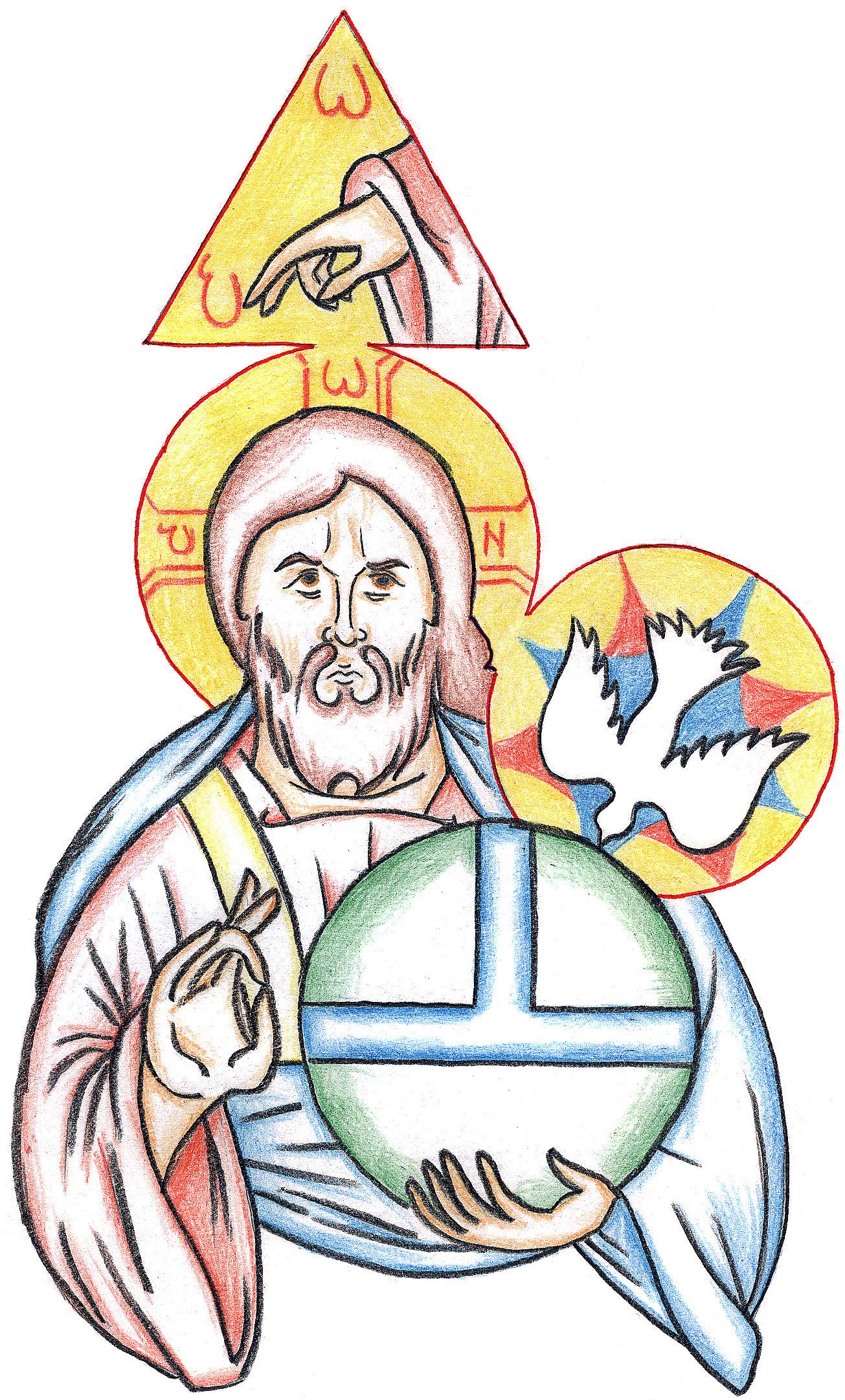 John 1:1-5 by Parastos