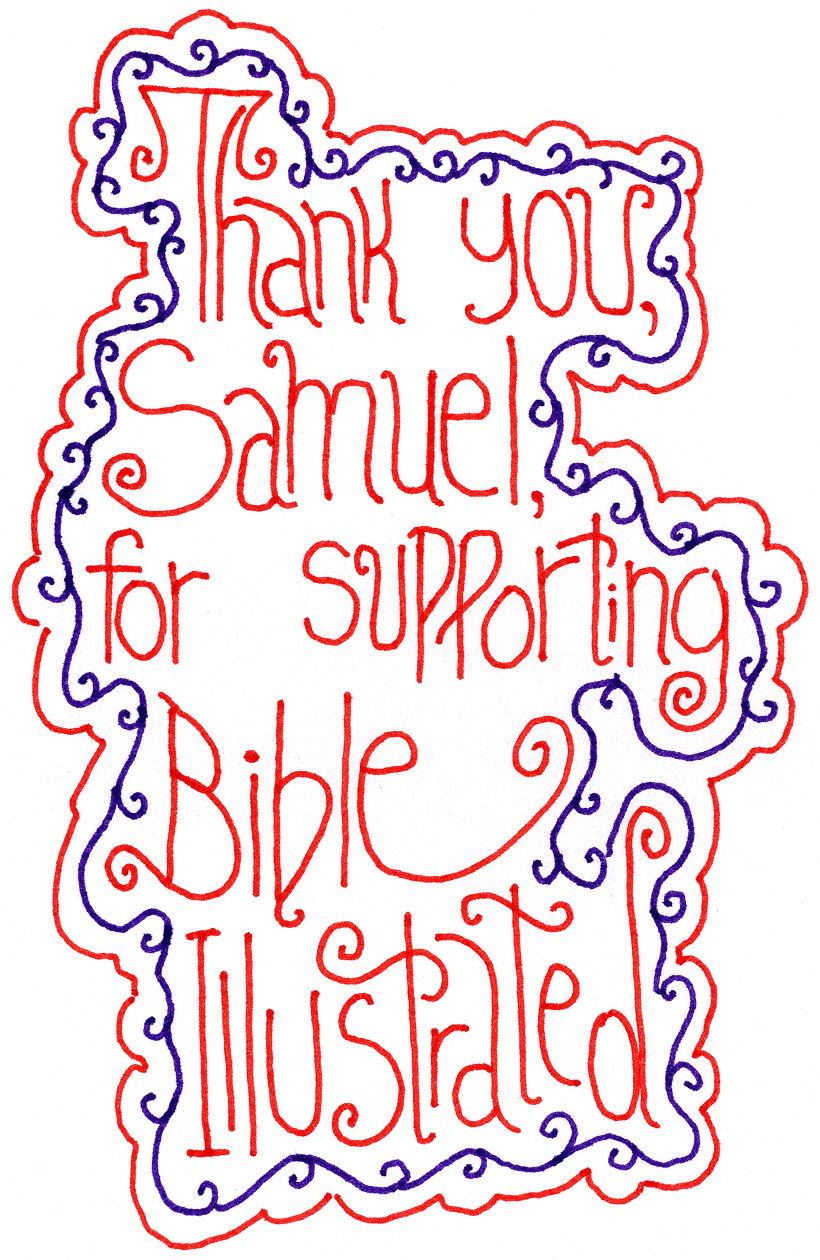 Thank You Note for Samuel Brooke by Parastos