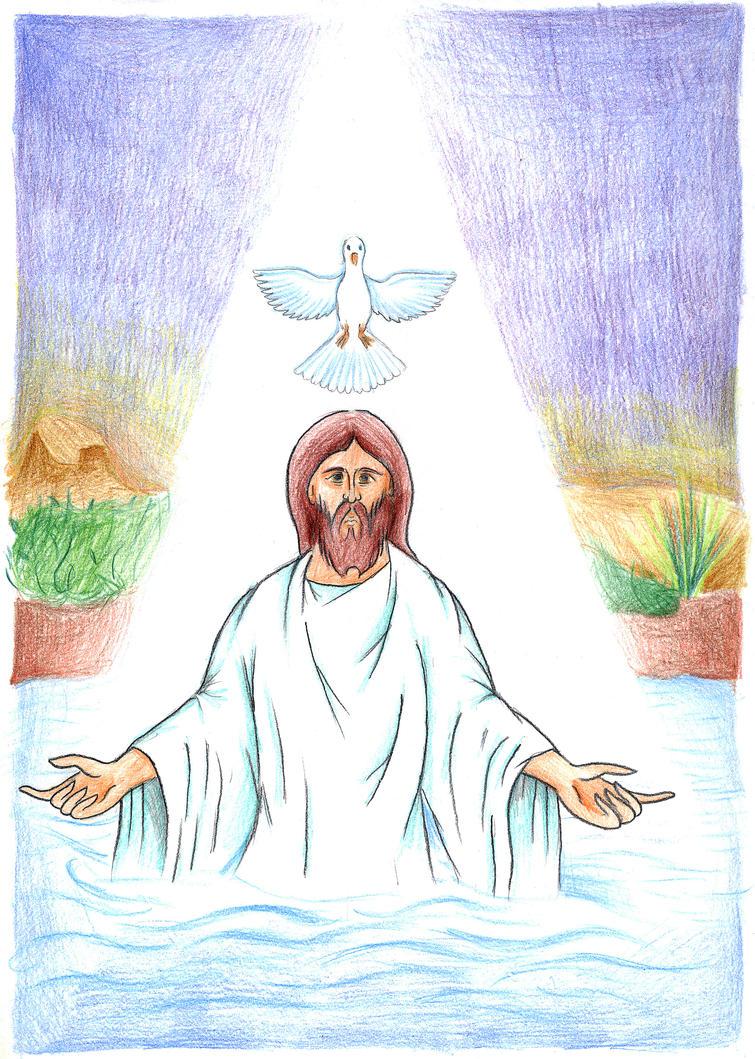 John 1:32-34 by Parastos