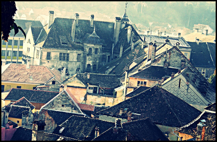 Romania by vycapeneMORCE