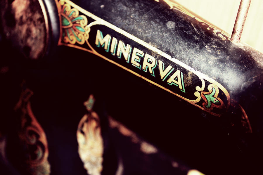 Minerva. by vycapeneMORCE