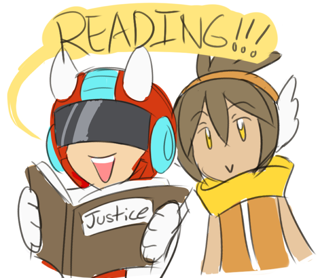READING~! by Azuroru