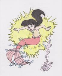 ''I'm A Mermaid!''