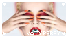 Katy Perry Stamp 1 by Yago-Vixen