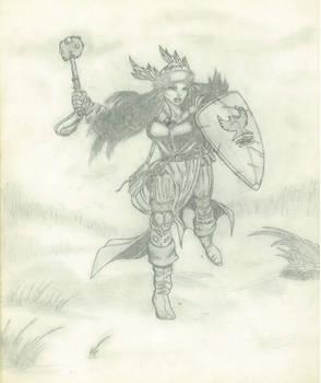 Wrath of a Priestess