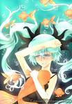 Hatsune Miku: Deep Sea Girl