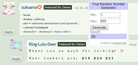 3rd Place by King-Lulu-Deer