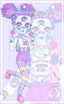 [A] Sprinkle Galaxy | ADOPT AUCTION (CLOSED)