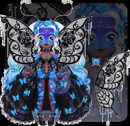 [OTA/NYP] Midnight Butterfly (Open)
