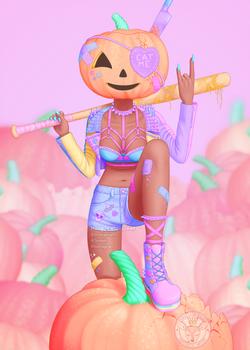 Pumpkin Smasher 2