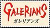 Galerians stamp by ReachFarHigh