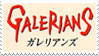 Galerians stamp by ReachFarHigh