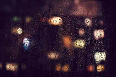 Rain Texture 05 by koko-stock