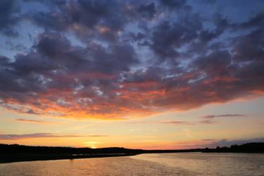 Sunset Sky stock by koko-stock