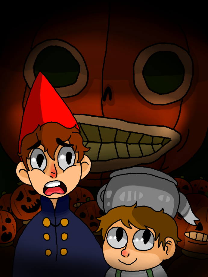 Over The Garden Wall Ch2 By Xf3arx On Deviantart