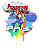 adventure time!!! by Prywinko