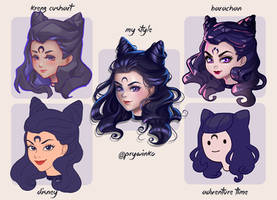 Style Challenge by Prywinko