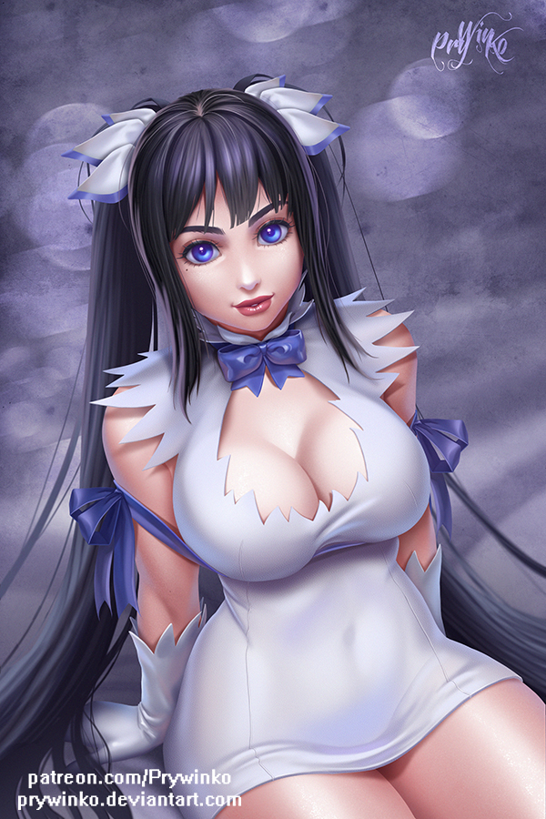 Hestia. 18+ optional by Prywinko