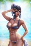 Korra. Beach Queen (vol.6)