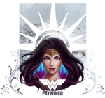 WonderWoman by Prywinko