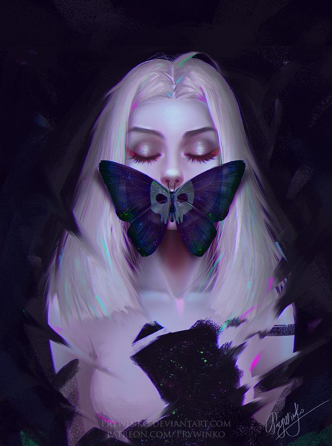 Skull by Prywinko