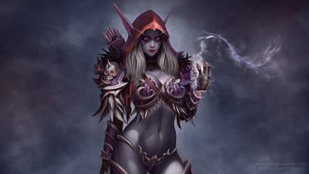 Sylvanas Wallpaper