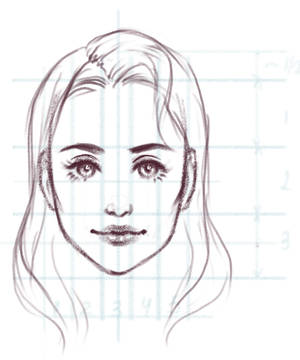 How to draw a woman's face: Tutorial by Prywinko on DeviantArt