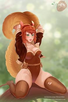 Squirrel girl
