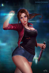 Claire Redfield by Prywinko