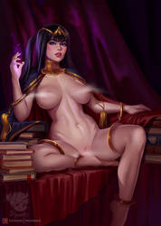 Mistress Tharja NSFW  preview by Prywinko