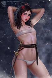 Arya Stark (68 image) by Prywinko