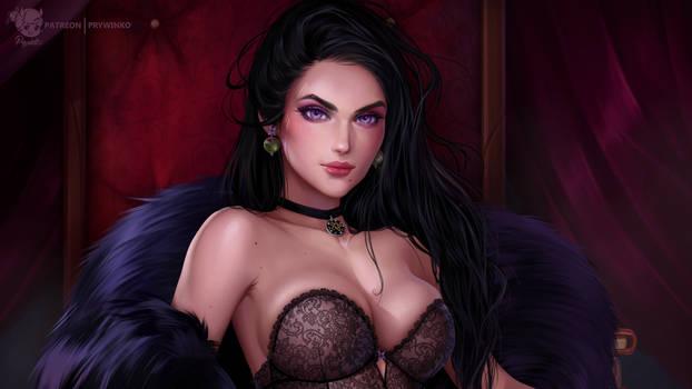 Explore Best Yennefer Art On Deviantart