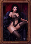 Royal Gallery:  Yennefer of Vengerberg (54 image)