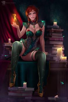 Triss  Merigold (lingerie)