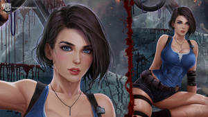 Wallpaper Jill Valentine