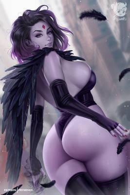 Raven- Booty Princess