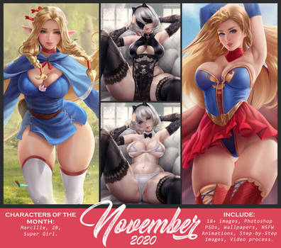 November bundle are already on Gumroad
