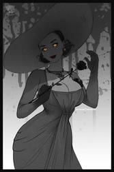 Tall Vampire Lady- Alcina Dimitrescu