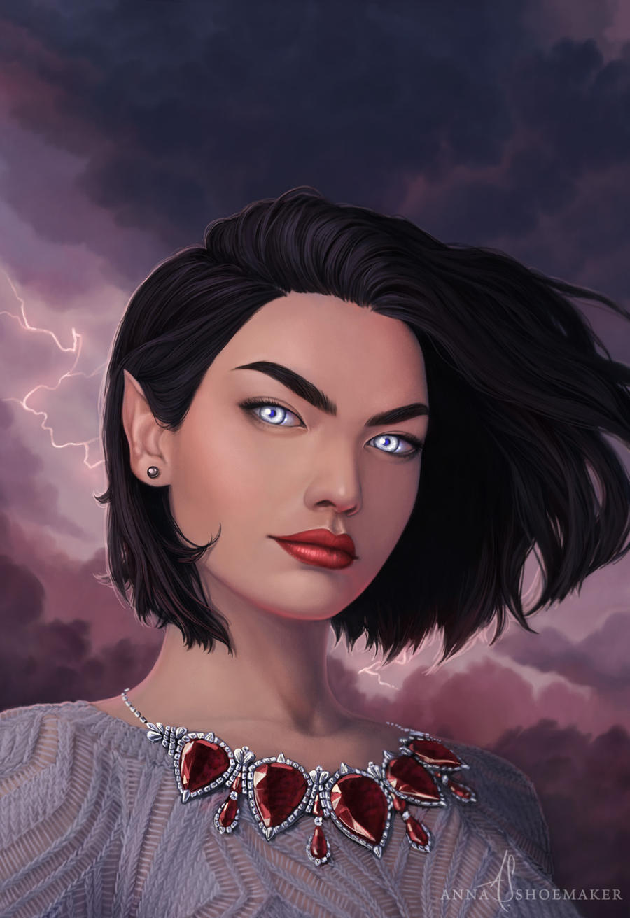 Amren by AnnaShoemaker
