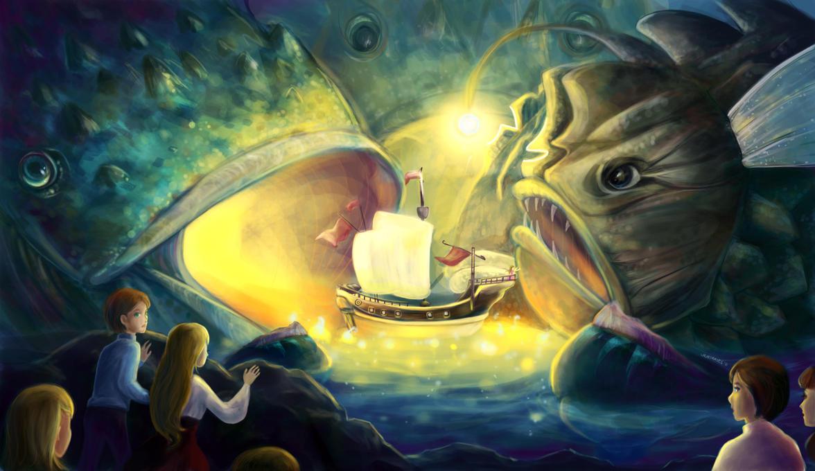 Voyage by margaretmorales
