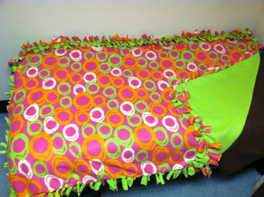 Tie blanket by omgitspollo on deviantart tie blanket by omgitspollo ccuart Images