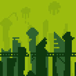 Gameboy World by alien-narcotic