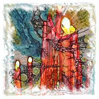 The Atlas of Dreams - Color Plate 215