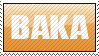 BAKA stamp by Gezusfreek