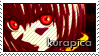 Kurapica stamp by Gezusfreek